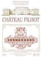 Château Filhot 2010
