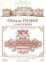 Château Filhot 2001